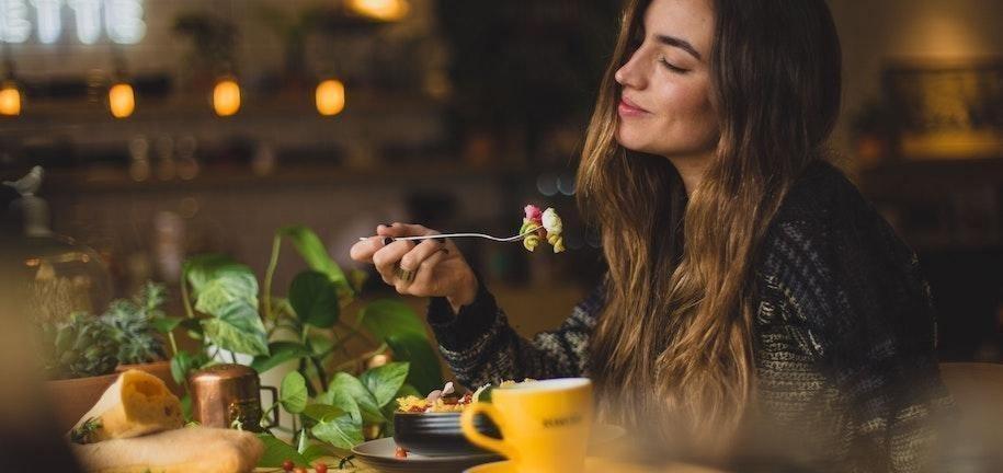 5 règles d'une alimentation saine.