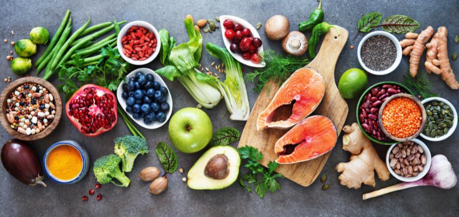 Des aliments sains pour prendre soin de ses artères