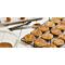 Biscuits au beurre caramélisé salé