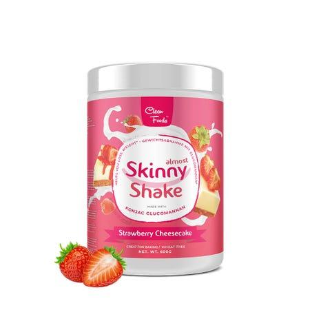 AlmostSkinny Shake Strawberry Cheescake