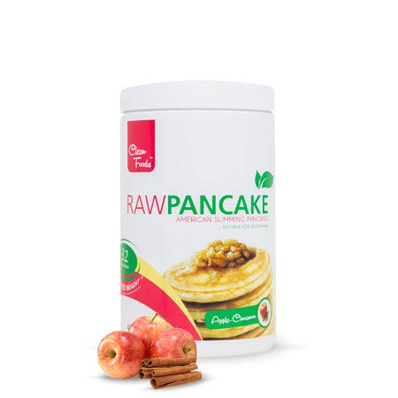 RawPancake Pomme Cannelle
