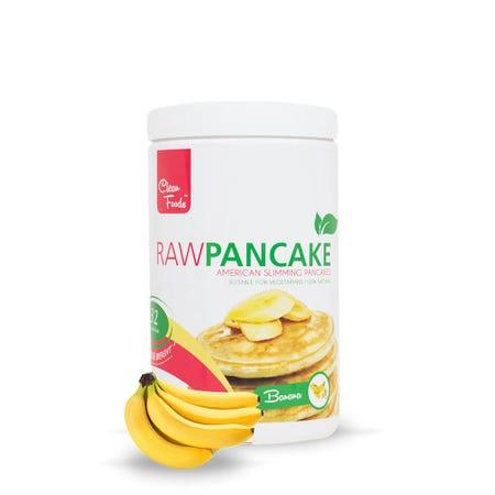 RawPancake Banane