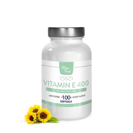 Vitamines E 400