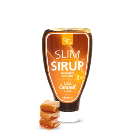 SlimSirup Salted Caramel