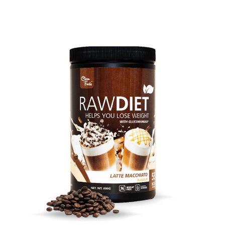 RawDiet Latte Macchiatto
