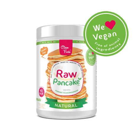 RawPancake Natural Vegan