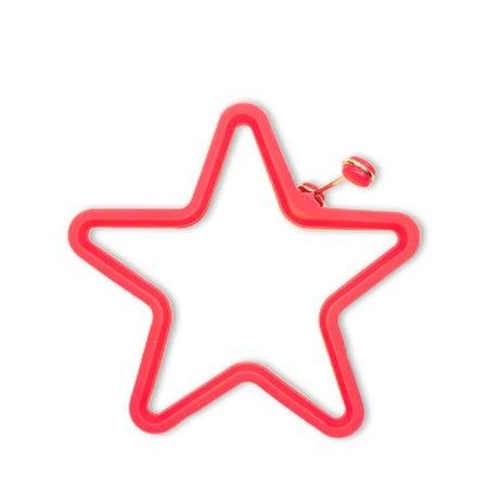 Forme étoile en silicone
