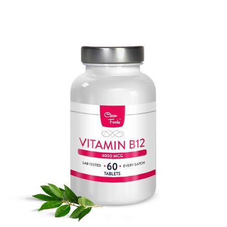 Vitamine B12 4000mcg