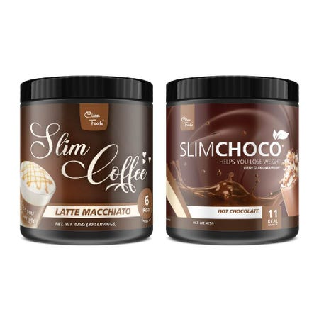 SlimChoco & SlimCoffee Combi